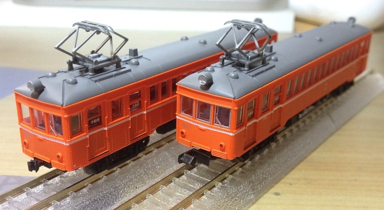 「RAILWAYS」DVD特典 一畑電気鉄道 デハニ50形