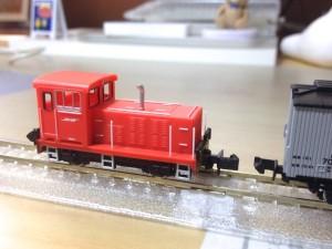日本の貨物列車 貨車移動機 (国鉄色)3