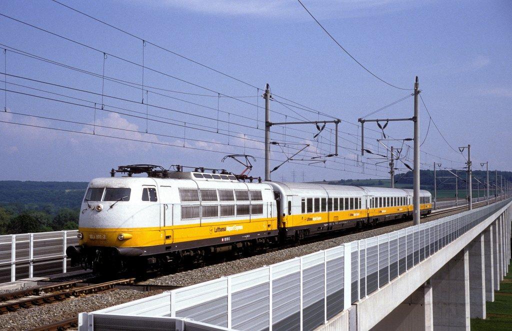 Arnold 0180 Lufthansa Airport Express 9