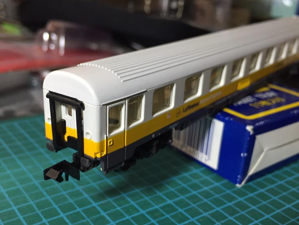 Arnold 0180 Lufthansa Airport Express 5
