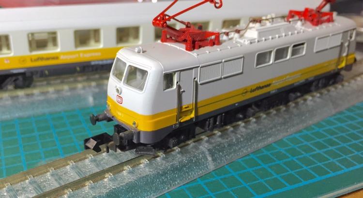 Arnold 0180 Lufthansa Airport Express 1