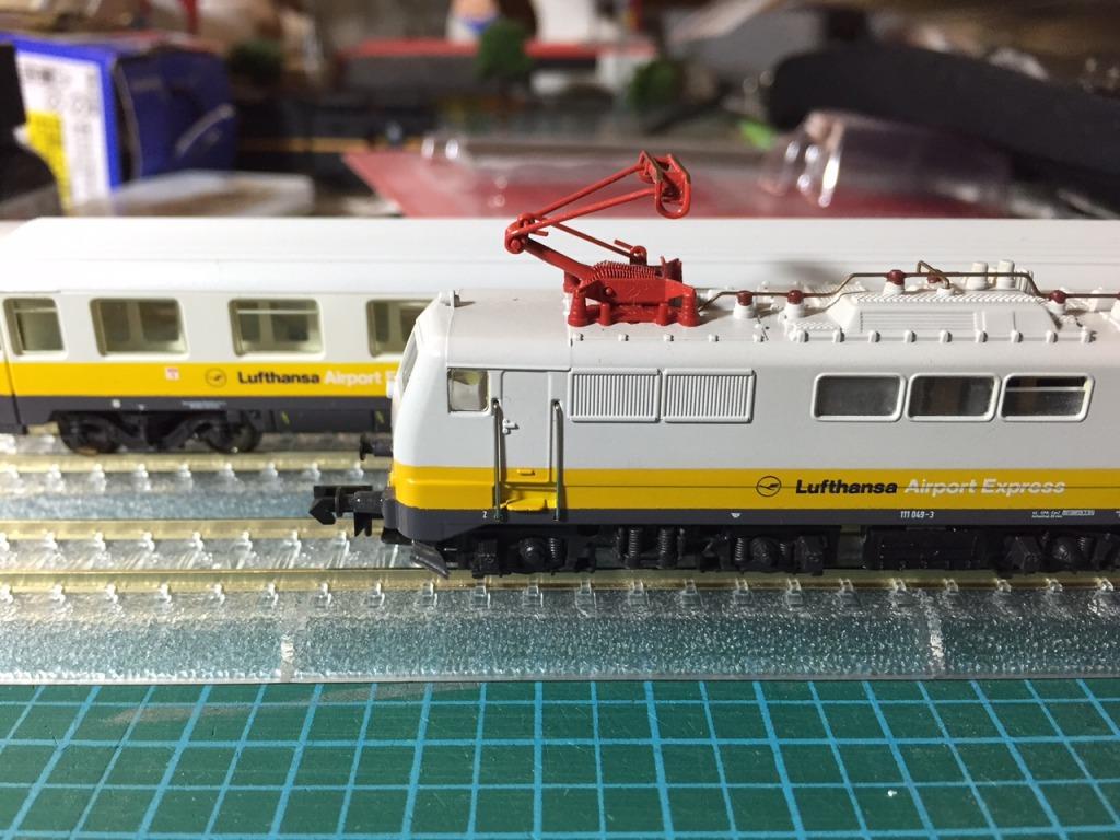 Arnold 0180 Lufthansa Airport Express 6