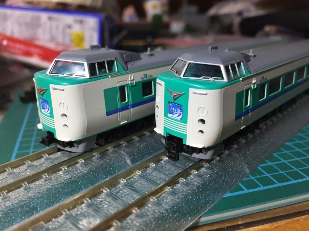 Tomix 92898/92899 くろしお 4