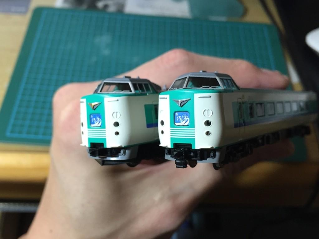 Tomix 92898/92899 くろしお 10