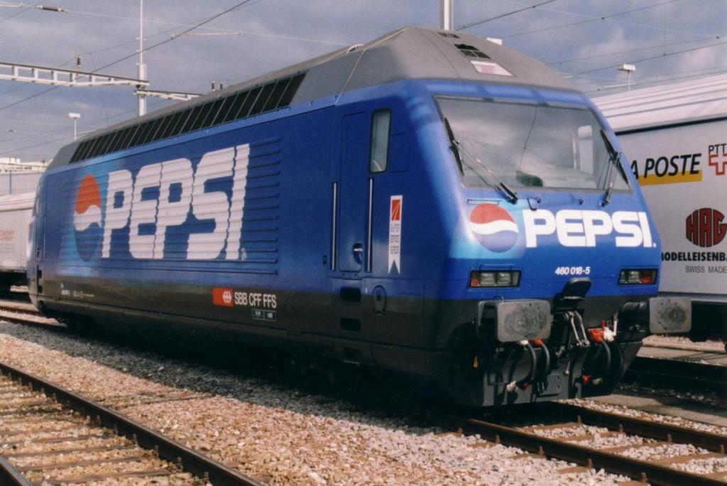 Re460 018 PEPSI