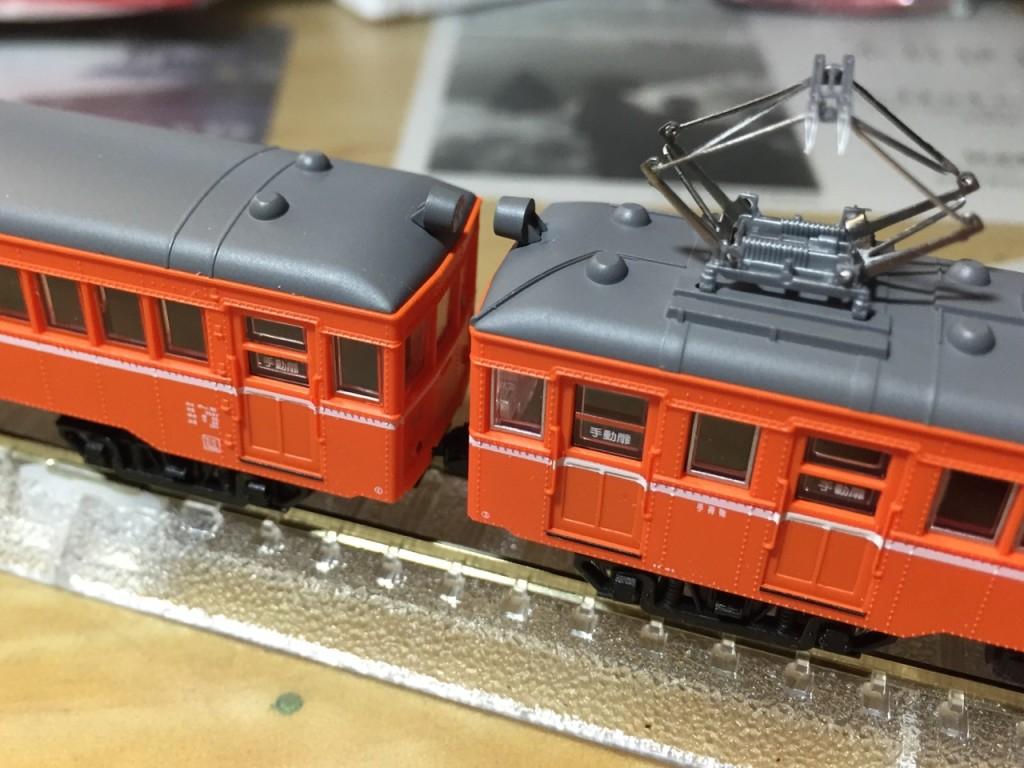 一畑電気鉄道 デハニ50形 2-3